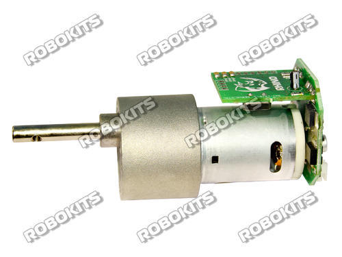 High Torque Dc Geared Motor 300rpm With Driver