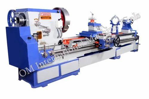 C.i. Casting Shaft Turning Lathe Machine 14 Feet, Model Number/Name: Omhl-1418, Automation Grade: Automatic