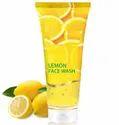 柠檬脸部洗涤