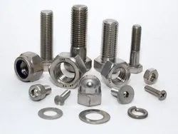 SS 202,304,316 Steel Nut Bolts Material Grade: 304 L Packaging Type: Box