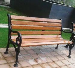 Deluxe Garden Bench 3 Seater