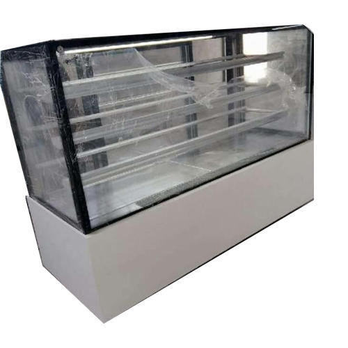 Stainless Steel Sweet Display Counter