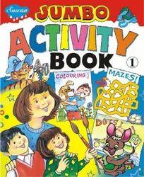 Jumbo Activity Book 1