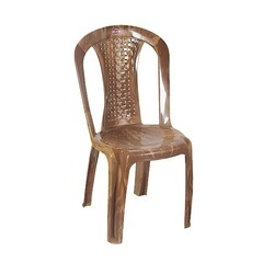 Cello Armless Plastic Chair, For Indoor, Outdoor