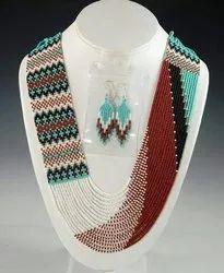 Fancy Nacklace Set