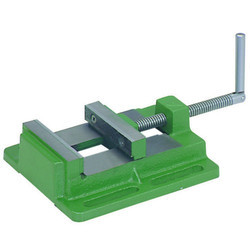 Heavy Duty Drill Vise (Green)