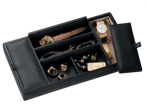 Black Leather Gift Boxes