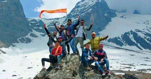 Pindari Glacier Trek 6 Nights & 7 Days Ex  Kathgodam
