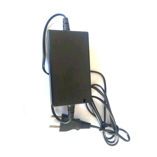ABS Plastic Black AC Current Adapter, Voltage: 120-240 V