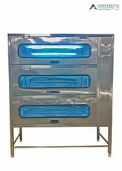 Stainless Steel UV Glass Sterilizer
