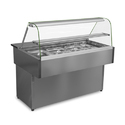 Bain Marie With Glass Top