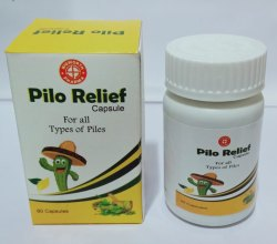 Pilo Relief, Packaging Type: in Bottle With Label Only