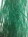 Green Onyx Plane Beads