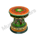 Terracotta Small Mudha Multicoloured, For Interior Decor