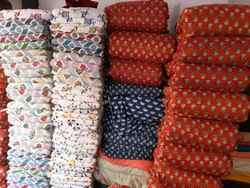 Printed Stocklot Surplus Fabric, For Garments