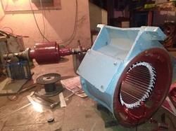 Induction Motor Rewinding Service, in Pune