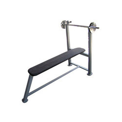 Flat With Support Bench