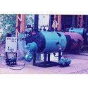 3 Pass Wet Back Gas IBR Steam Boiler