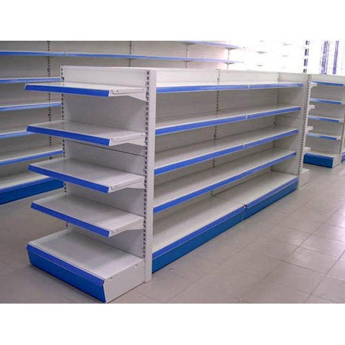 MS Free Standing Unit Supermarket Display Rack