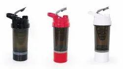 Slim Train Sports Drink Bottle Whey Protein Shaker Mixer