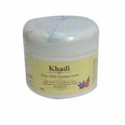 Herbal Khadi Kesar Haldi Chandan Cream, Packaging Size: 100 Gm, for Personal