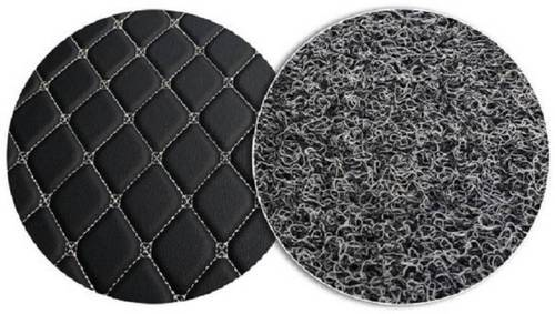Black Beige Coffee Car 7d Mats Rs 3800 Set Galhotra