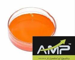 Orange Coating Pigment Paste