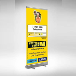 Banner Stand in Coimbatore, Tamil Nadu | Get Latest Price from ...