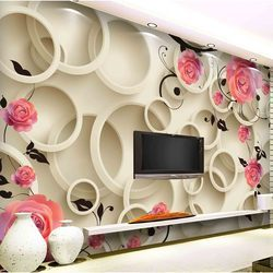3D Wall Covering Wallpaper