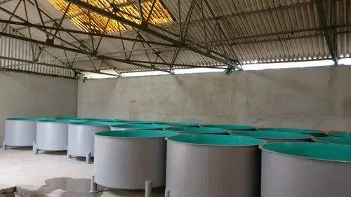 Fibre Glass Open Type Storage Tanks