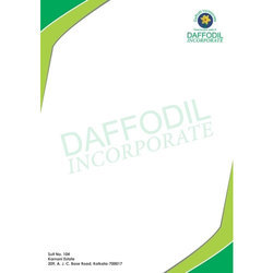 corporate letterhead design hola klonec co