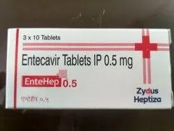 Entecavir Tablet- EnteHep