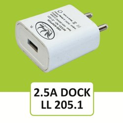 LL 205.1 Travel Faster USB Mobile Charger