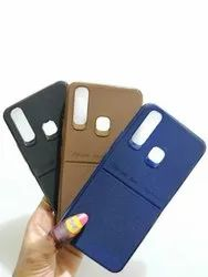 Plastic Mobile Back cover My Case For Vivo Y17
