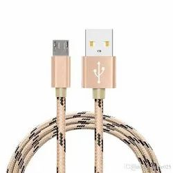 Dual Color Micro USB Data Cable