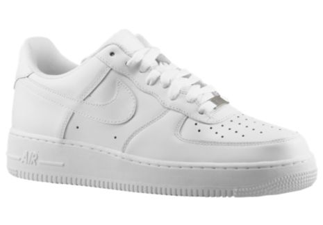 wholesale dealer eb111 1f660 White white Nike Air Force 1 Low Men Shoes