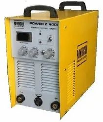 POWERCON Three Phase 400 Amp MMA Inverter Welder, 3 Phase, Automation Grade: Manual, Model Name/Number: Power Z 400i