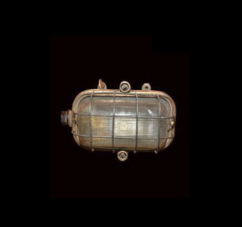 Antique Br Nautical Light