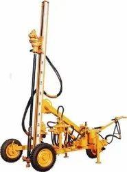 Hydraulic Borehole Wagon Drill
