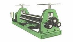 Round Plate Bending Machine