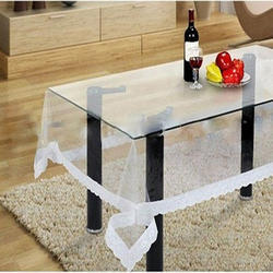 Transparent Plastic Table Covers