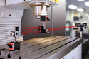 CNC Machine Squareness Testing Services
