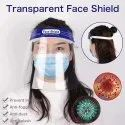 Unisex Plastic (PP) Medical Face Shield (PPE)
