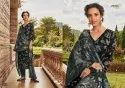 Kimora Heer Resham Satin Cotton Straight Salwar Kameez Catalog Collection