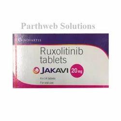 Jakavi 20mg Tablets