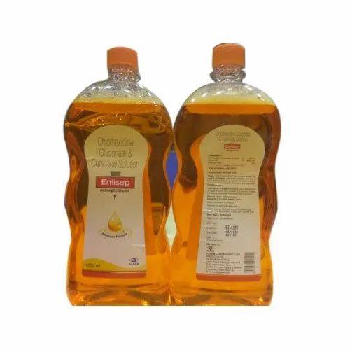 Chlorhexidine Gluconate And Cetrimide Solution
