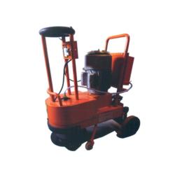 Orange Semi-automatic Electric Floor Polishing Machine