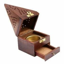 Doop Sambarani Wood Box