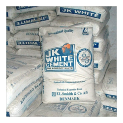 JK White Cement, Packing Size: 25 kg, Packaging Type: Bag