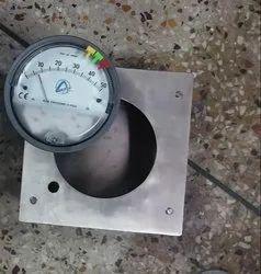Aerosense Model ASG-25CM Differential Pressure Gauge Range 0-25 CM of Water
